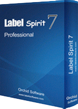 Label Spirit Professional